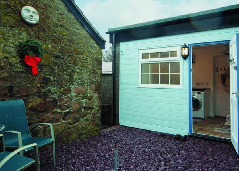 Utility room | Foxes Reach, Catbrook, nr. Tintern