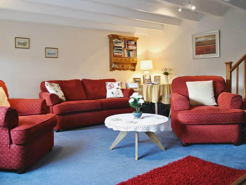 Living room   Sunnyside, Sandsend, Whitby