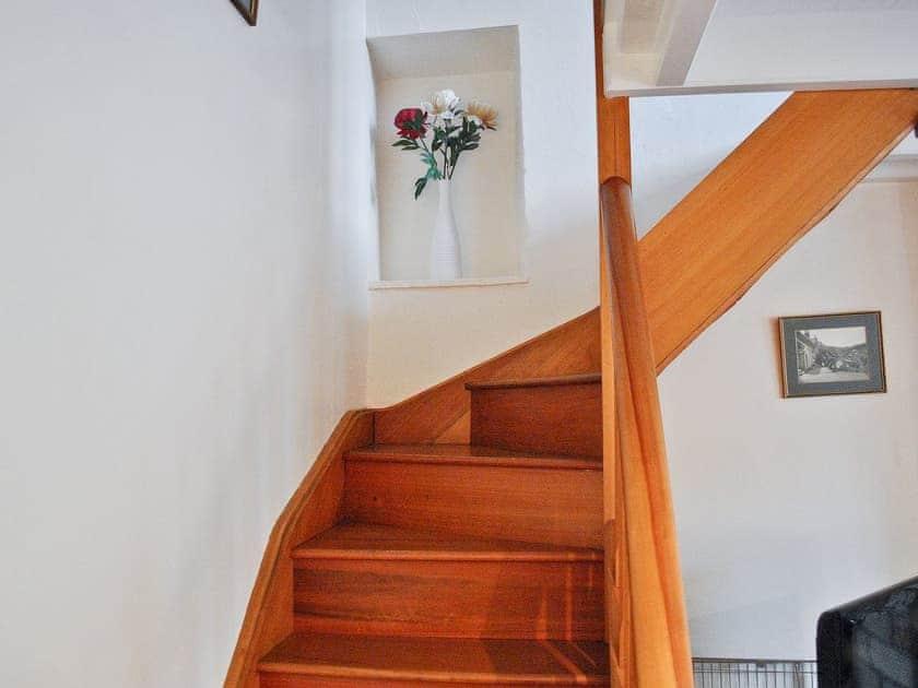 Stairs | Sunnyside, Sandsend, Whitby