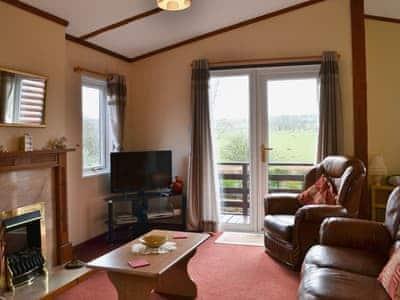 Living room   Threapland Park - Rosella, Moota, nr. Cockermouth