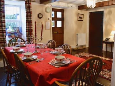 Dining room | Bryn Euryn Cottage, Rhos-on-Sea, nr. Colwyn Bay