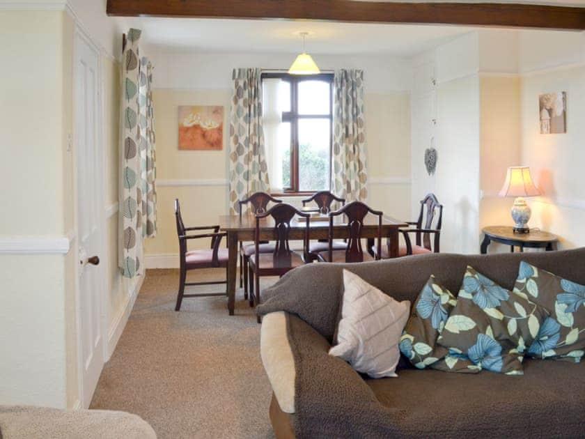 Living room/dining room | Hafan, Llangwnadl, nr. Nefyn