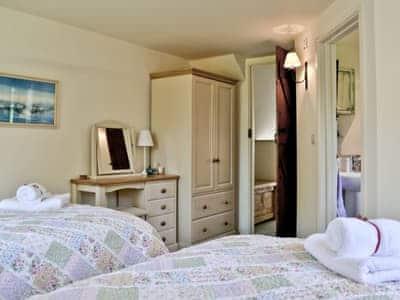 En-suite | Peartree Cottage, Northlew, nr. Okehampton