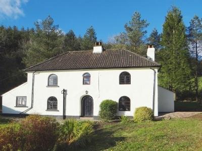 Exterior | Quarme Coombe Cottage, Wheddon Cross, nr. Minehead