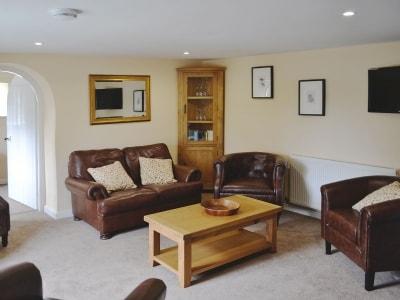 Living room | Quarme Coombe Cottage, Wheddon Cross, nr. Minehead