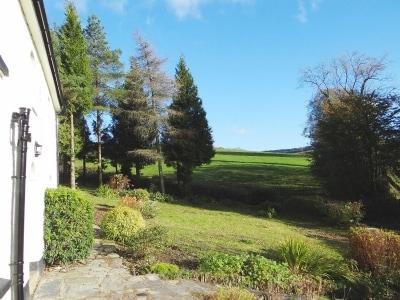 View | Quarme Coombe Cottage, Wheddon Cross, nr. Minehead