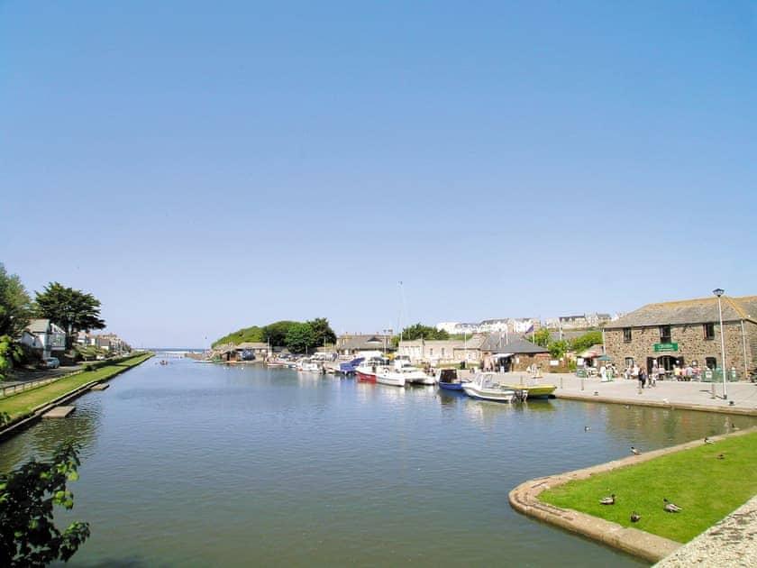 Bude Canal | Bude, Cornwall