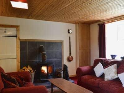 Living room | Achavallich Cottage, Clachan, nr. Tarbert
