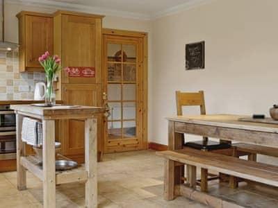 Kitchen/diner | Argyll Stone House, Kincraig, nr. Aviemore