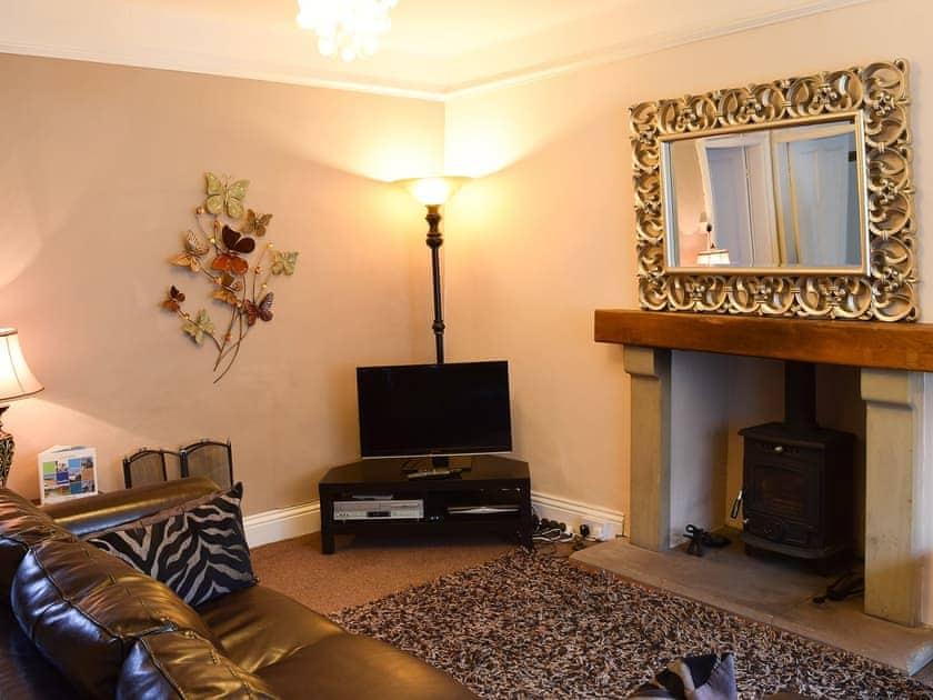 Living room   Craven House, West Burton near Leyburn