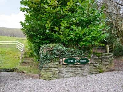 Surrounding area | Heol Llygoden, Pengenffordd, Talgarth, Brecon