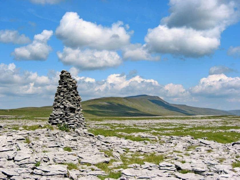 Whernside From Scales Moor | near Ingleton