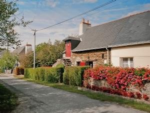 La Cornuaille, nr. Candé