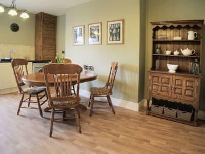 Kitchen/diner | Bram's View, Whitby