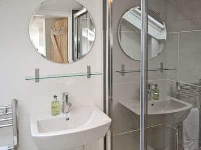 Shower room | Pier Cottage, Kilmun, nr. Dunoon