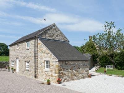 Exterior | Fenns Barn, Butterton, nr. Leek