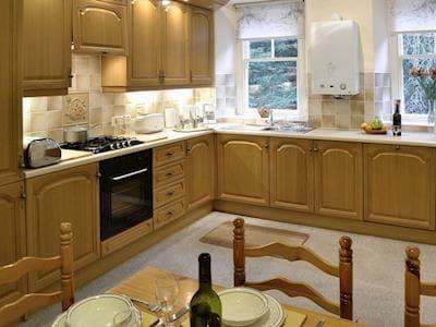 Kitchen/diner | Hazelwood Court - Sheraton, Grange-over-Sands
