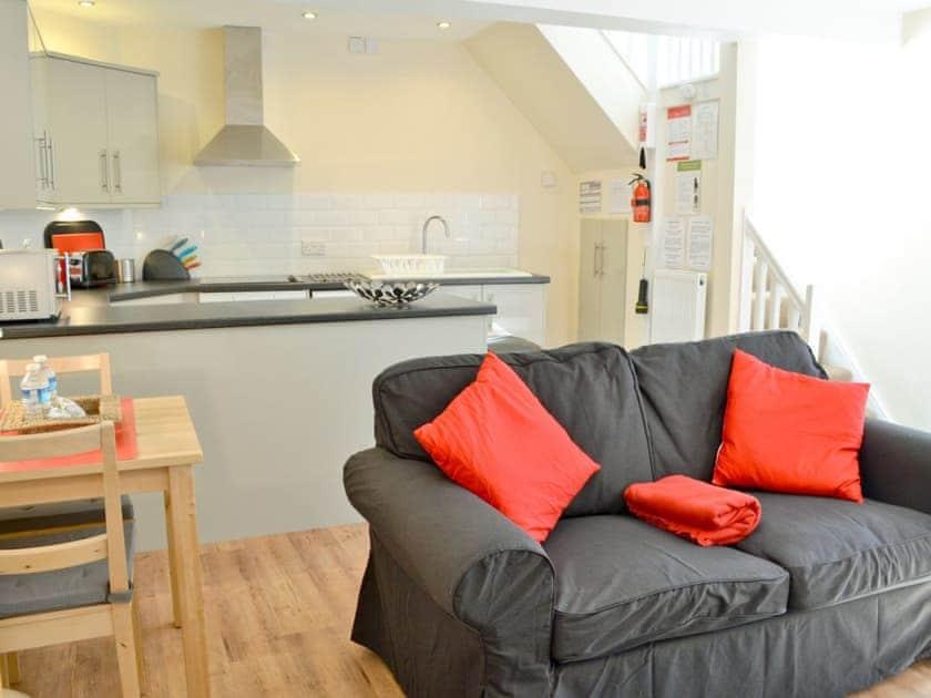 Open plan living/dining room/kitchen | Bridge House Cottages - The Stable, Corbridge