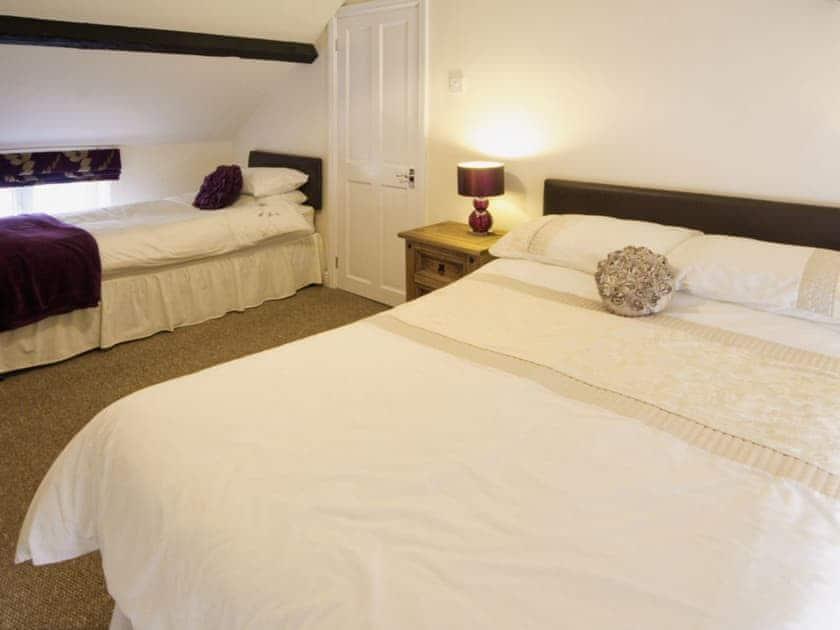 Bedroom | Deuglawdd Cottage, Aberdaron, nr. Pwllheli