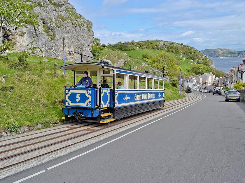 Great Orme Tramway   Llandudno & Colwyn Bay, Wales