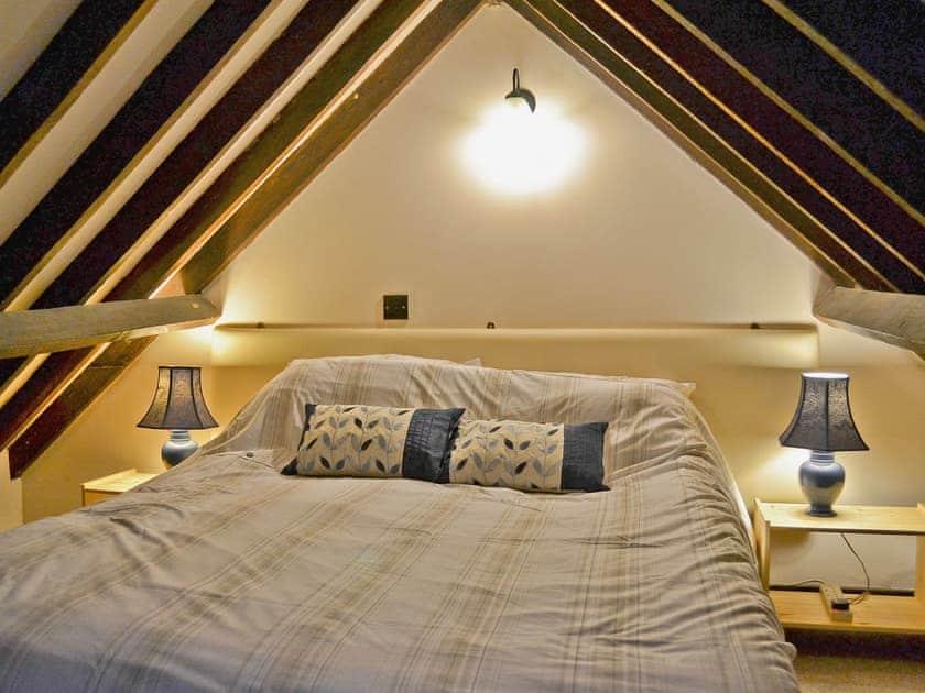 Bedroom | Lower Marley Farm - Apple Cottage, Sedlescombe, nr. Battle