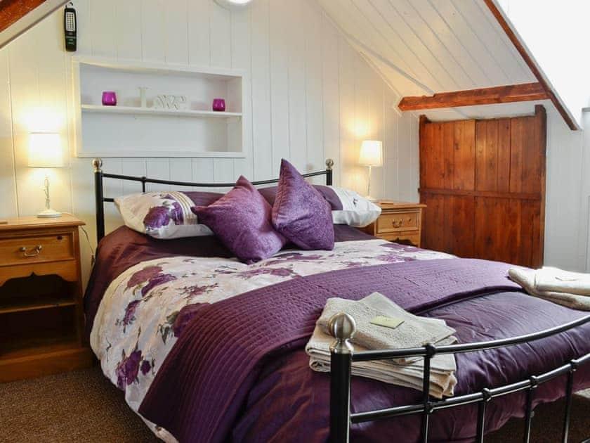 Double bedroom | Hafan, Llangwnadl, nr. Nefyn