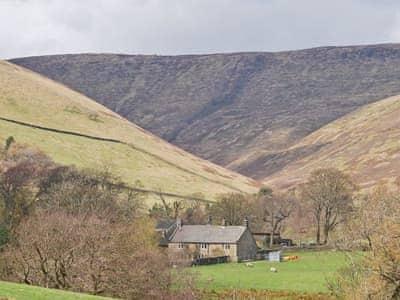 View | Carringtons Barn, Edale