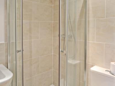 Shower room | Meadowsweet, Newburgh, Fife