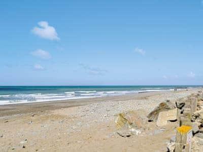Aberystwyth Beach | Ceredigion/Cardigan Bay, Wales