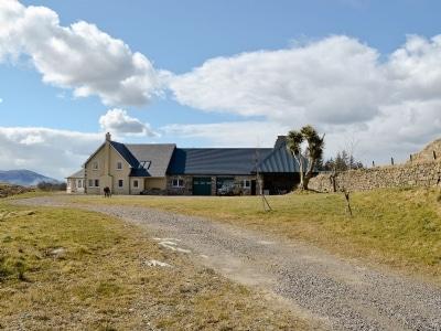 Exterior   Degnish Farmhouse, Kilmelford, nr.Oban