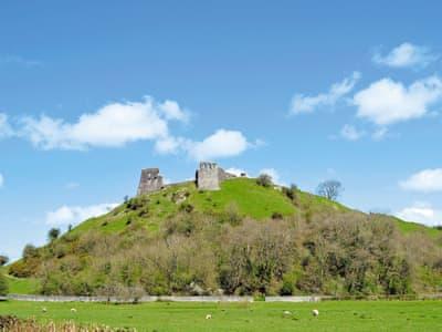 Dryslwyn Castle | Carmarthenshire, Wales