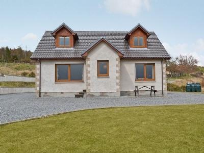 Exterior | Torgorm, Strath, Gairloch