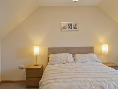 Double bedroom   Torgorm, Strath, Gairloch