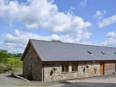 Exterior | Y Dderwen, Llanfair Caereinion