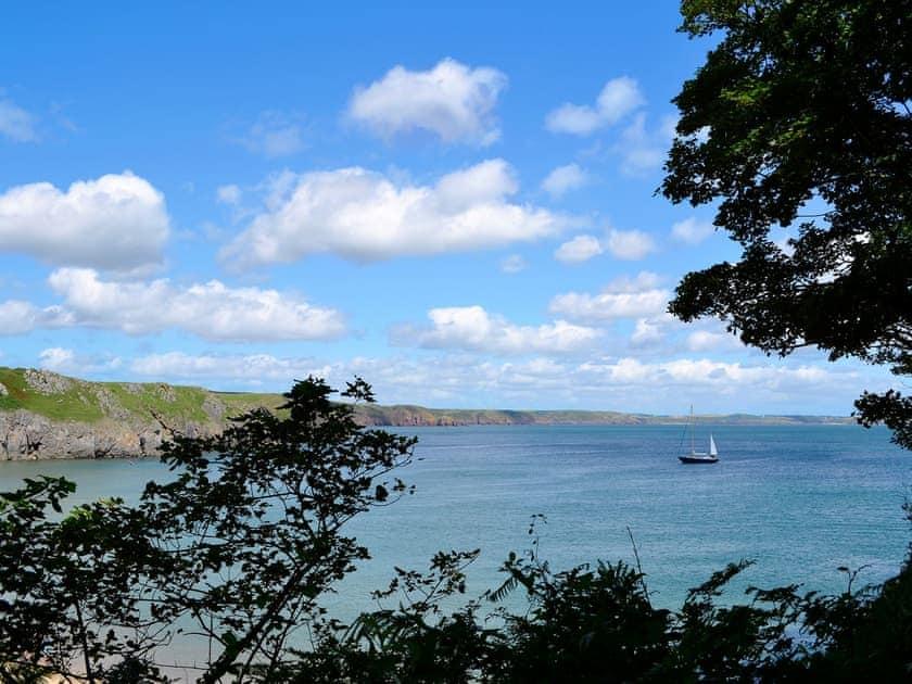 Pembrokeshire Coastline   Pembrokshire, Wales