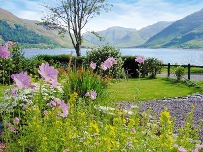 Garden | Loch Duich Cottage, Ratagan, nr. Kyle of Lochalsh
