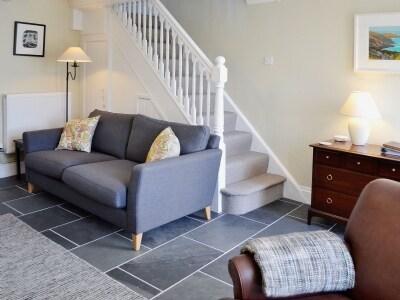Living room | Treplevna, Lower Boscaswell, nr. Pendeen