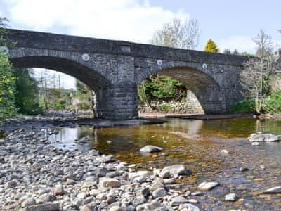 Surrounding area | Sunnyside, Kirkmichael, nr. Pitlochry