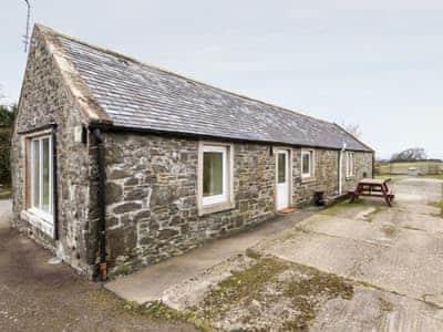 Exterior | High Kirkland Holiday Cottages: The Byre, Kirkcudbright