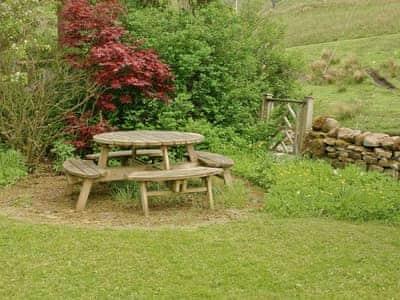 Garden | Elm Cottage, Oughtershaw, nr. Hawes