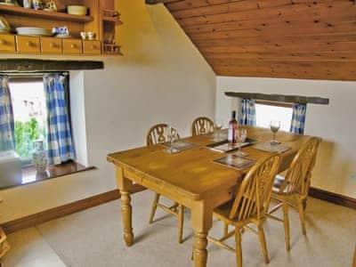Dining room | Craven Garth - Valencourt, Rosedale, nr. Pickering