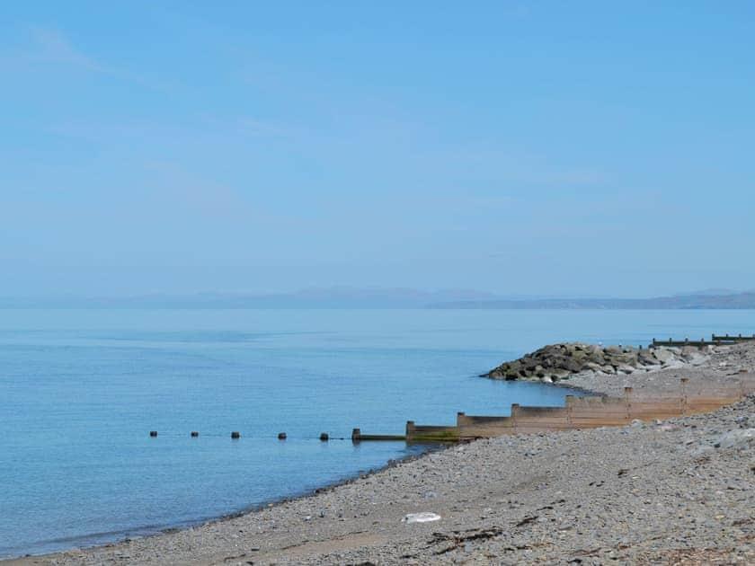 Aberaeron Beach | Ceredigion/Cardigan Bay, Wales