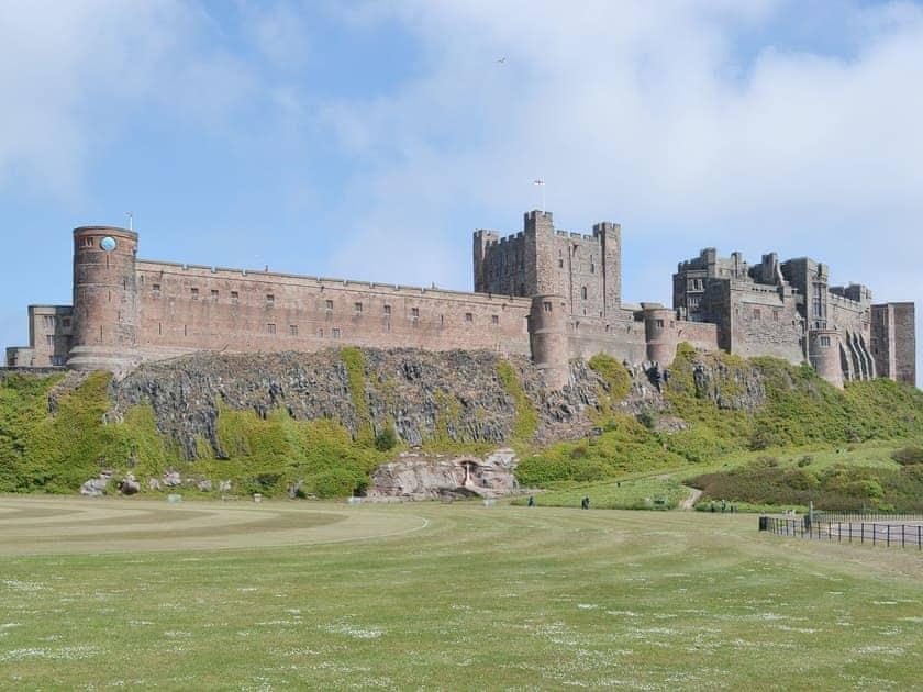 Bamburgh Castle | Northumberland, England