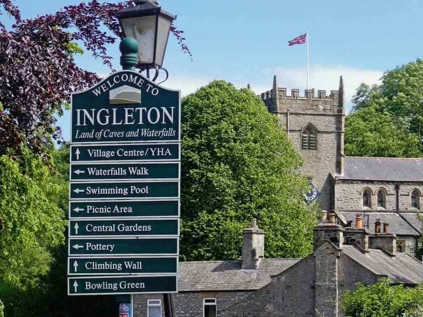 Ingleton | Ingleton, Yorkshire