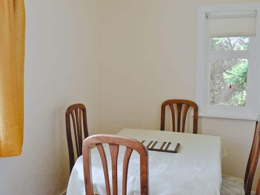 Dining Area | Manor Park - Ardmore, Skelmorlie, by Largs