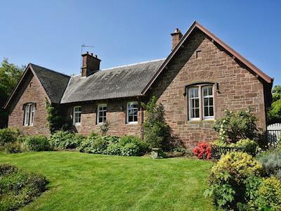 Exterior | The Shepherd's Cottage, Dunbar, nr. Stenton