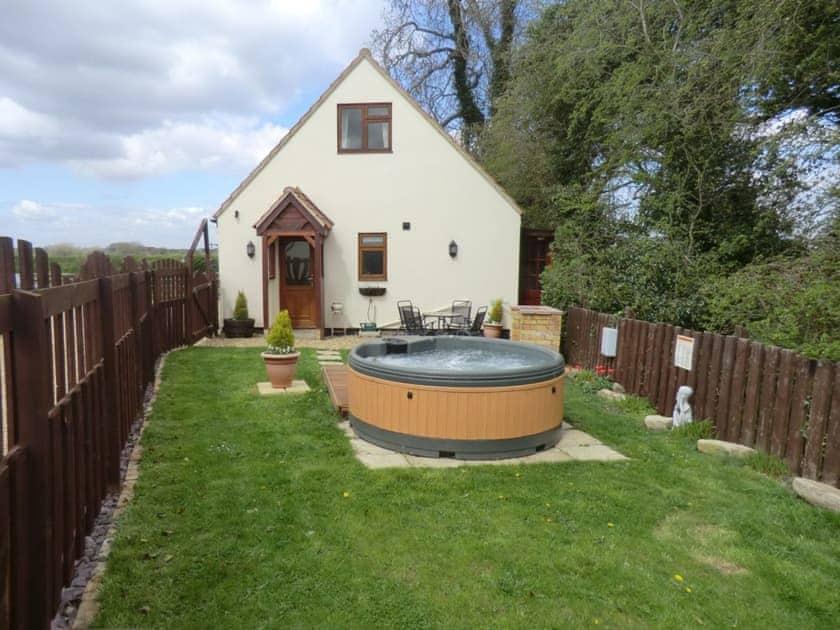 Exterior | The Den, Star Fen, Heckington
