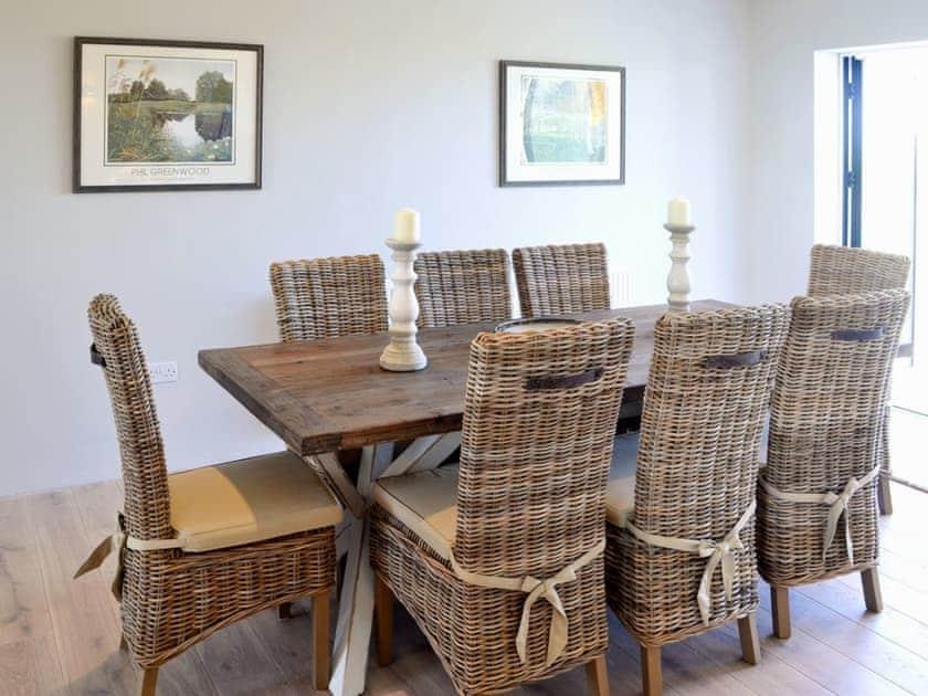 Dining Area | St Illex, Port Gaverne