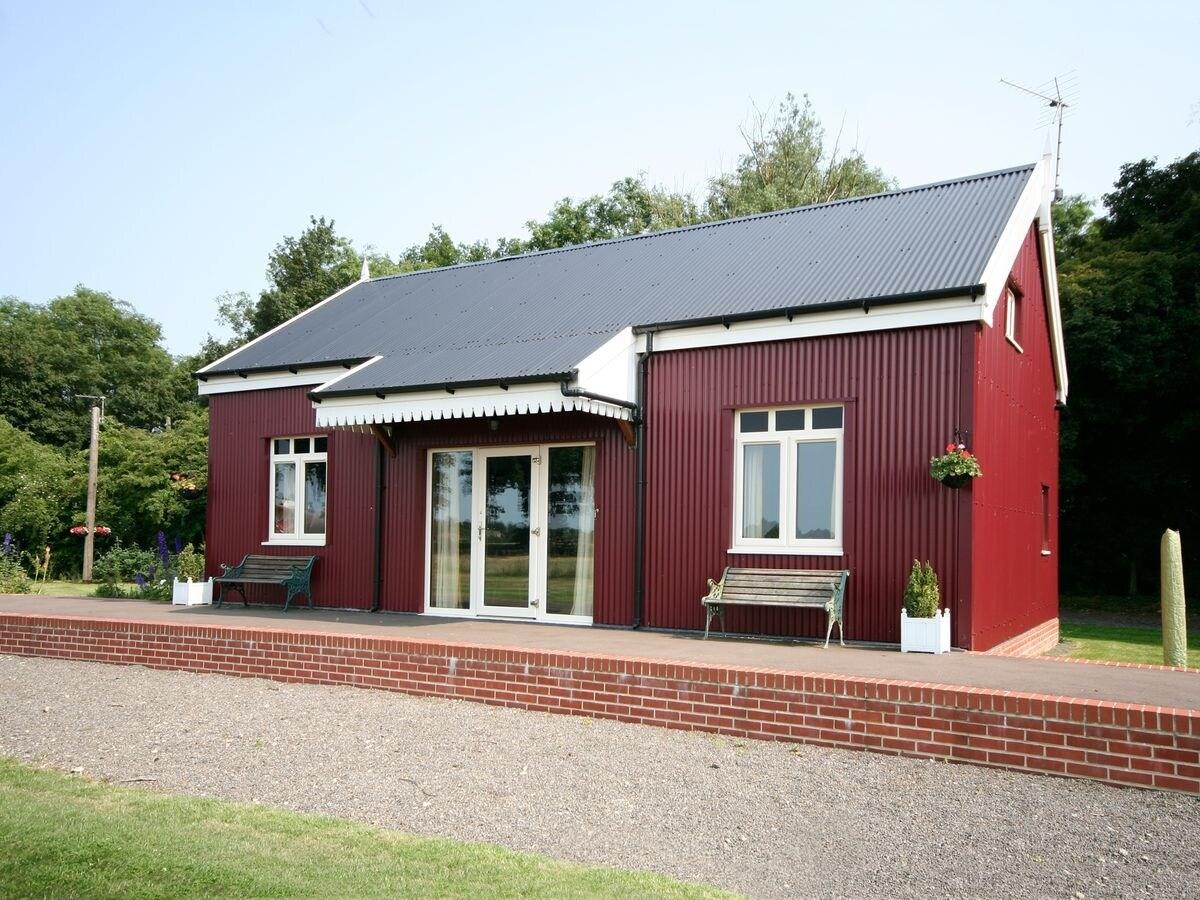 Brockford Railway Sidings - The Station House