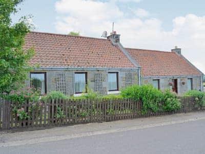 Exterior | Eliza Cottage, Haddington